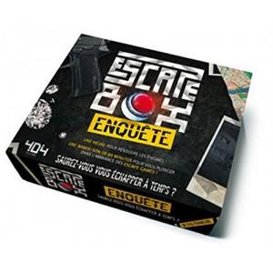 Escape Box Enquete