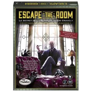 Escape The Room Le Secret de la Retraite du Dr Gravely