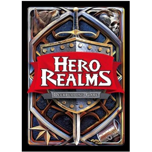 Hero Realms 60 Proteges Cartes