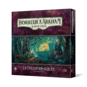 Horreur a Arkham - La Civilisation Oubliee