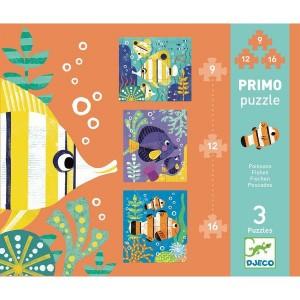 Primo Puzzle Poissons