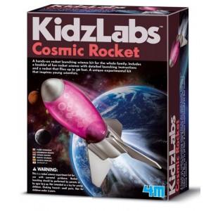 Kit Fusée Cosmic Rocket - Kidzlabs