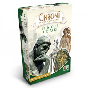 Chroni Histoire des Arts