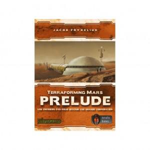 Terraforming Mars Prelude Extension
