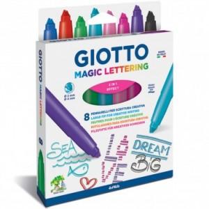 Feutres Magic Lettering
