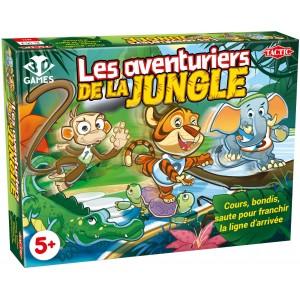 Les Aventuriers de la Jungle