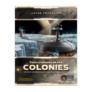 Terraforming Mars Colonies Extension
