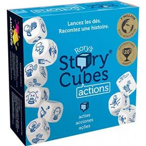 Story Cubes Action Bleu