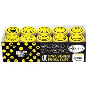 Tampons Stampo Easy Smiley