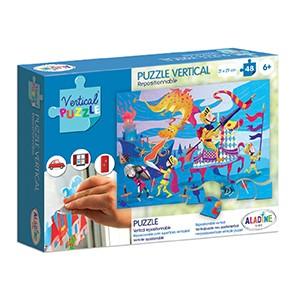 Vertical Puzzle Dragon 48p