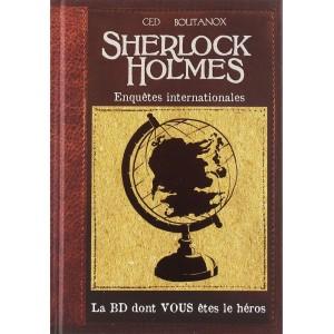 Bd Sherlock Holmes Enquetes Internationales