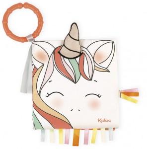 Livre d'Eveil La licorne Joyeuse