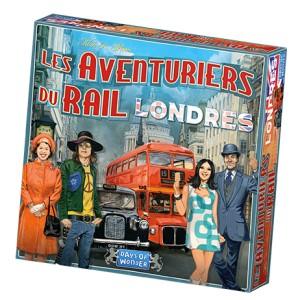 Les Aventuriers du Rail Londres