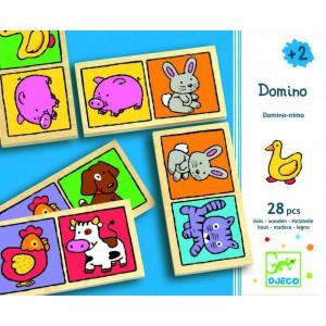 Domino Nimo Les Animaux de la Ferme