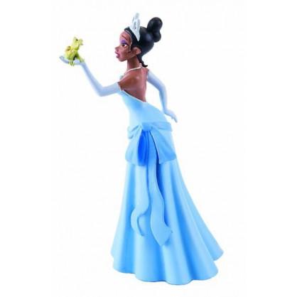 Tiana robe bleue la princesse et la grenouille r de jeux - La princesse et la grnouille ...