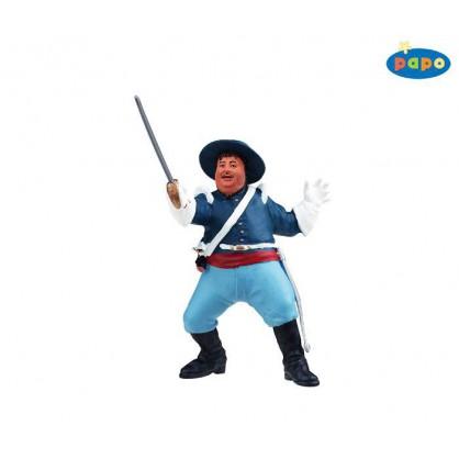30254 Sergent Garcia Zorro Collection