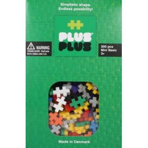 Pack mini basic 300 pieces plus-plus 20mm