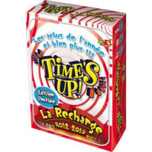 Time's up la recharge 2012 - 2013