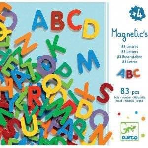 83 Lettres Magnetiques