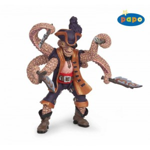 39464 Pirate Mutant Pieuvre