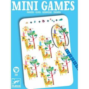 Mini games - les indices de leo