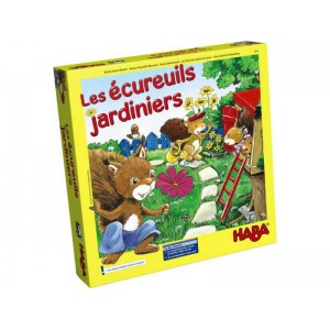 Les Ecureuils Jardiniers
