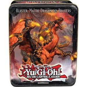Tinbox yu gi oh blaster - 2013 vague 1