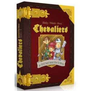 Bd Chevaliers Journal d'un Heros Tome 1