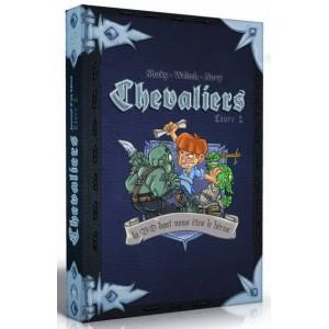 Bd Chevaliers Le Message Livre 2