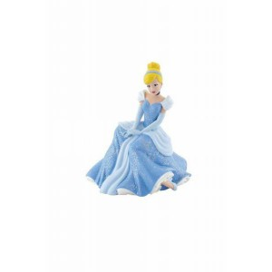 Princesse cendrillon assise disney
