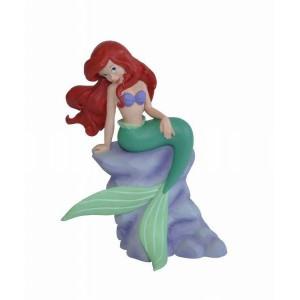 Princesse Arielle assise - la petite sirene disney