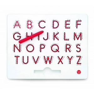 Magnatab tablette lettres majuscules
