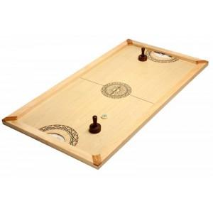 Shuffle puck mango - 130x70 cm