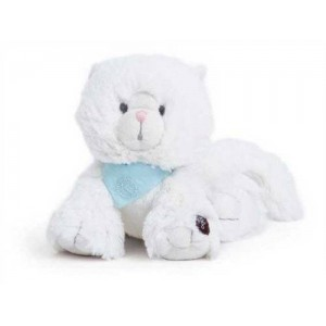 Chaton coco 25 cm - collection les amis