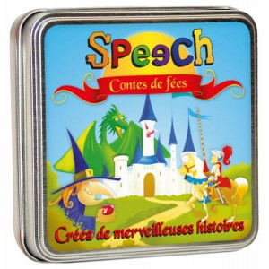 Speech Contes de Fees