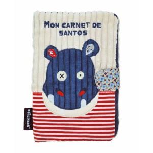 Protege Carnet de Sante Hippipos l'Hippopotame