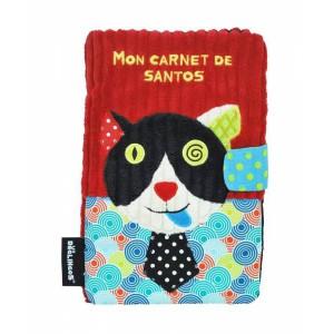 Protege Carnet de Sante Charlos Le Chat