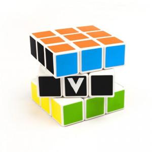 V Cube 3 Plat - Fond Blanc