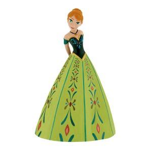 Anna en Robe Verte - La Reine des Neiges Disney