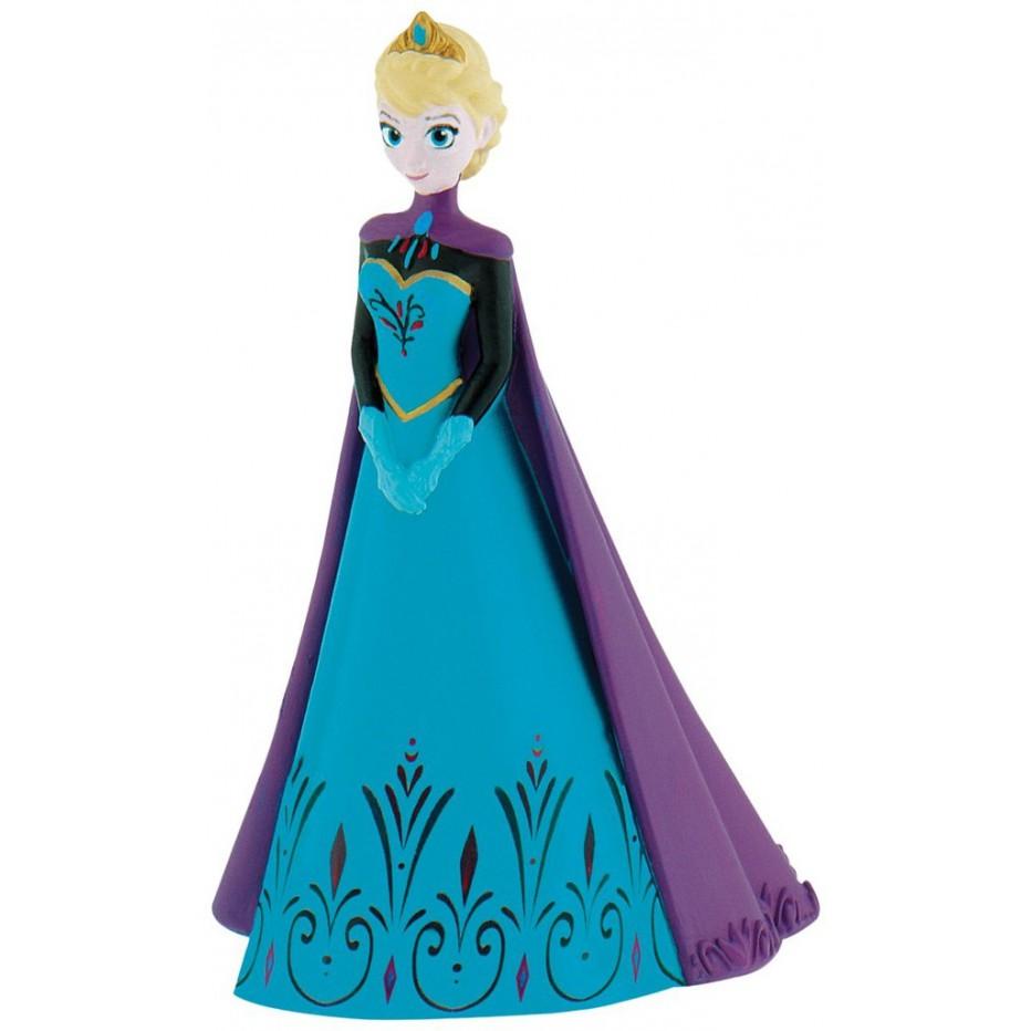 Elsa avec cape la reine des neiges disney r de jeux - Elsa la reine des neige ...