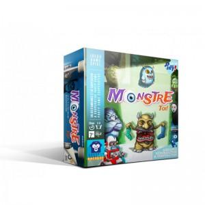 Monstre Toi - Captain Macaque