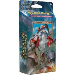 Starter Pokemon Regirock - Origines Antiques