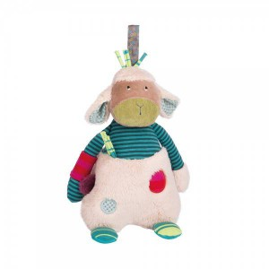 Doudou Mouton Musical - Collection Les Jolis Pas Beaux