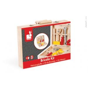 Kit Bricolo Redmaster en bois - Outils de bricolage