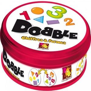 Dobble 123 - Chiffres et Formes