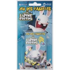 7 familles les lapins cretins