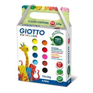 Patplume 10 couleurs