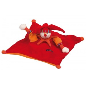 Doudou Marionnette Capucin - Collection Dragobert