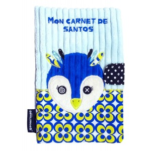 Protege Carnet de Sante Frigos le Pingouin