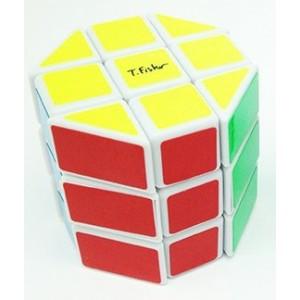 Calvin's Barrel Cube 3 x 3 Blanc - Calvin's Puzzle